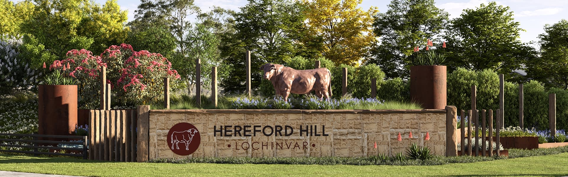 Hereford Hill Lochinvar NSW