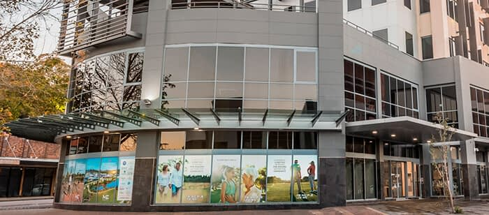 Commercial Office Development Newcastle NSW | Telstra Civic