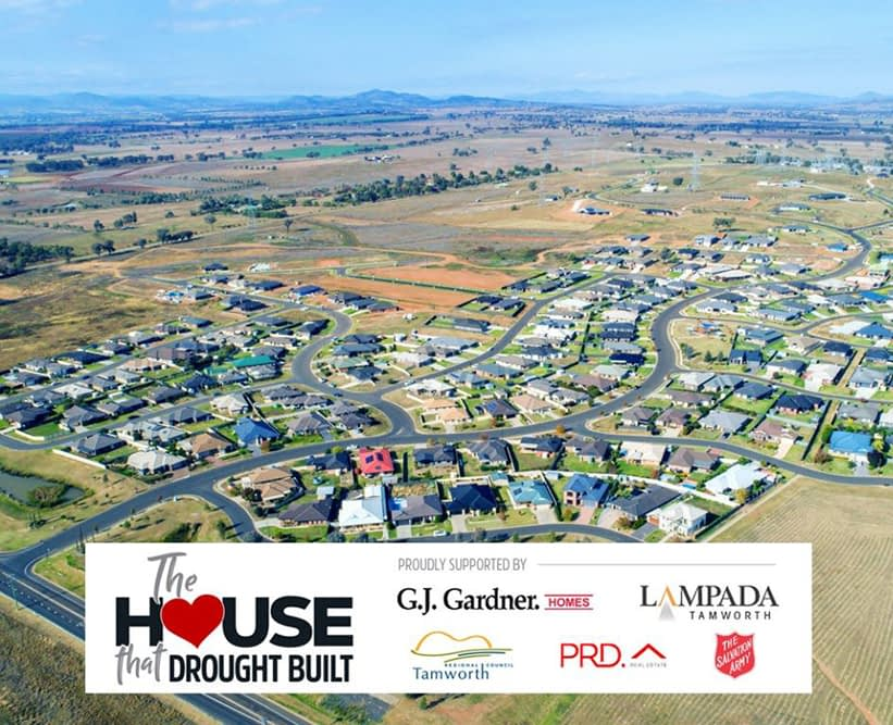 The House That Drought Built