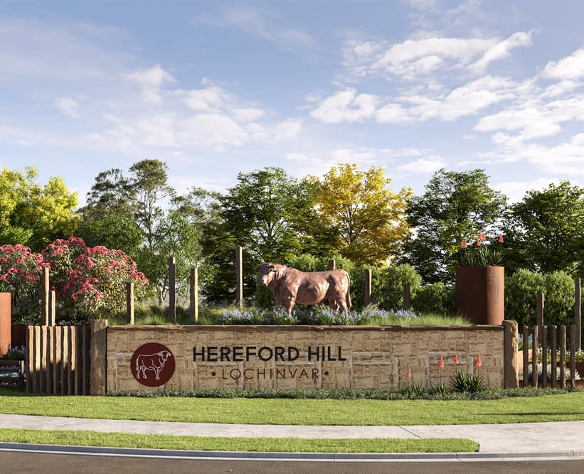 Residential Land For Sale Hereford Hill Lochinvar